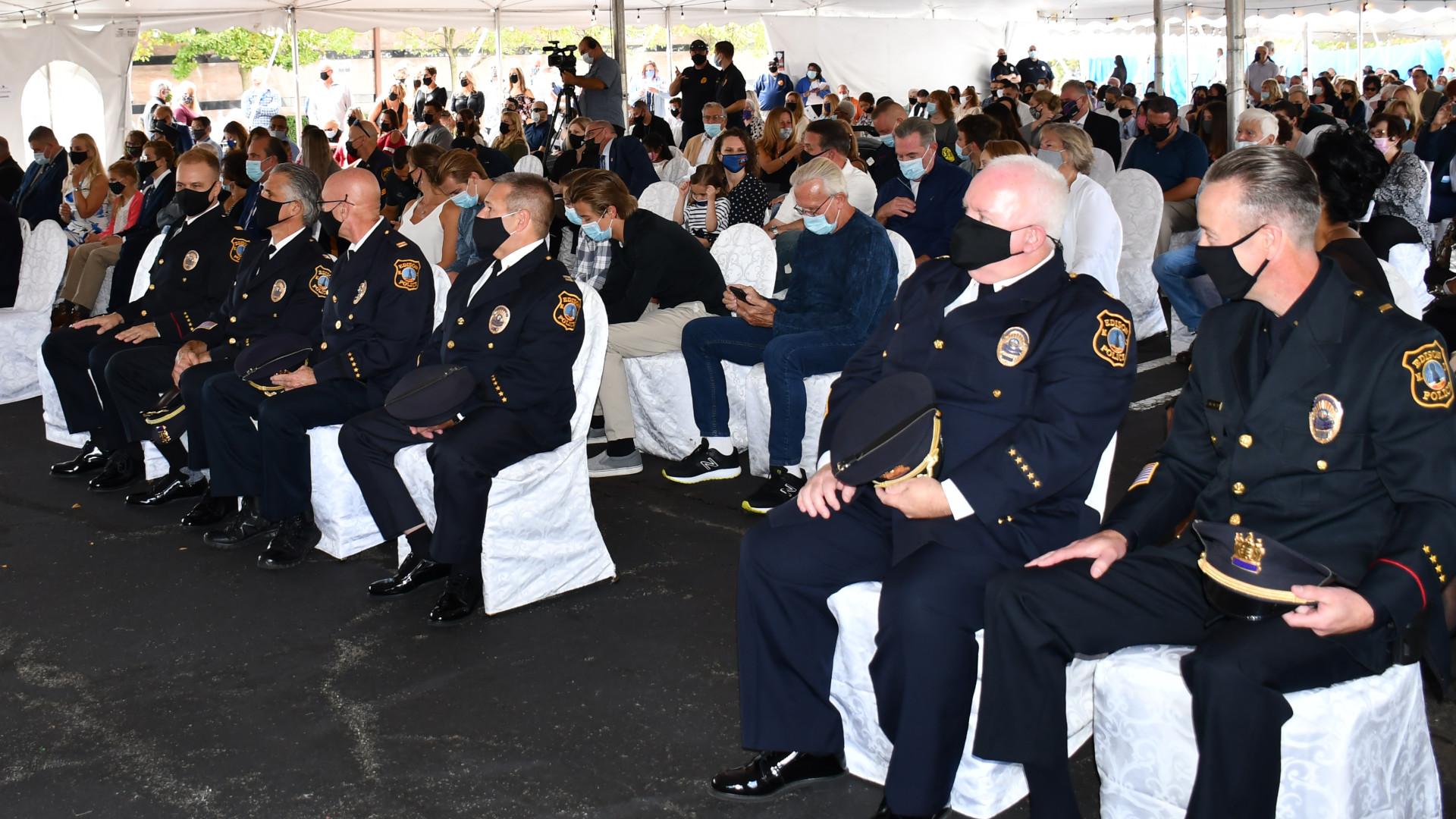 October 2020 Command Staff