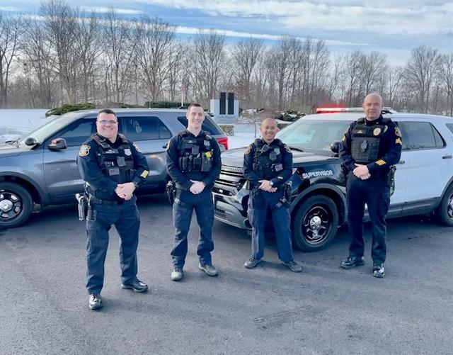 Edison Police Traffic Unit