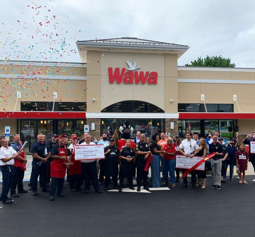 #WaWa Opening US 1